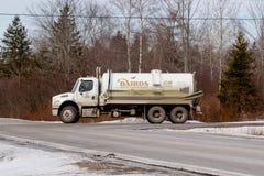 Il camion settico di Baird immagini stock