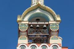 Il campanile Fotografia Stock