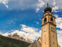 Il campanile fotografia stock libera da diritti