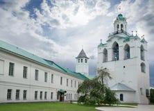 Il campanile della chiesa della nostra signora del frana Transfigur santo fotografie stock libere da diritti
