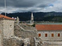 Il campanile della chiesa della st Ivan immagine stock libera da diritti