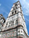 Il campanile di Giotti, Firenze Fotografie Stock Libere da Diritti