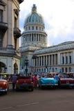 Il Campidoglio da La Avana Fotografia Stock Libera da Diritti