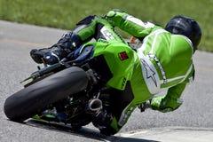 Il campionato del Canada Superbike delle parti (pratica) può Fotografia Stock