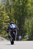 Il campionato del Canada Superbike delle parti (pratica) può Immagine Stock