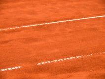 Il campo da tennis allinea (94) Fotografia Stock