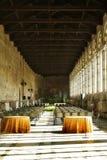 Il Camposanto. Pisa, Italia fotografie stock