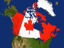 Il Canada Fotografia Stock