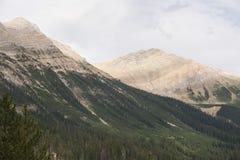 Il Canada - Columbia Britannica - issa Nationalpark Fotografia Stock Libera da Diritti