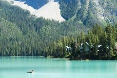 Il Canada - Columbia Britannica - issa Nationalpark Fotografie Stock
