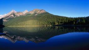 Il Canada - Lake Louise Fotografie Stock