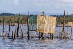 Il canale di Pangalanes immagine stock libera da diritti