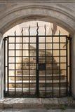 Il cancello Immagine Stock