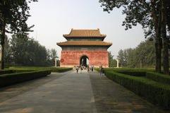 Il cancello Fotografie Stock Libere da Diritti