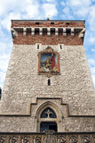 Il cancello di Florian, Cracovia. Fotografia Stock