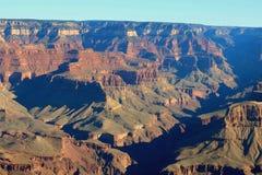 Il canyon Immagini Stock