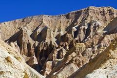 Il canyon dorato Immagine Stock Libera da Diritti