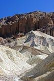 Il canyon dorato Fotografie Stock