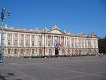 Il Capitole a Tolosa Immagine Stock