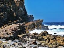 Il Capo di Buona Speranza, Città del Capo, Sudafrica Fotografie Stock