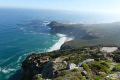 Il Capo di Buona Speranza, Sudafrica fotografie stock libere da diritti