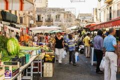 Il Capo Market Stock Photos