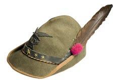 Il cappello di Alpini Immagine Stock