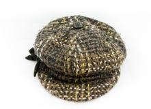 Il cappello verde Fotografie Stock Libere da Diritti