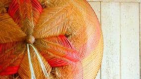 Il cappuccio è di bambù Immagine Stock