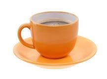 Il cappuccio di coffe Fotografia Stock Libera da Diritti