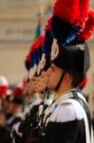 Il Carabinieri fotografie stock libere da diritti