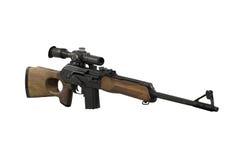 Il carbine di caccia Fotografia Stock Libera da Diritti