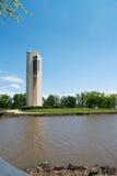 Il carillon nazionale a Canberra Immagini Stock