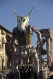 Il carnevale di Viareggio Immagini Stock