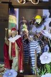 Carnevale di Viareggio Immagine Stock Libera da Diritti