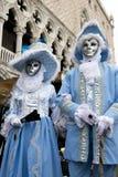 Il carnevale maschera Venezia Fotografie Stock Libere da Diritti