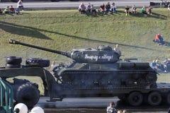 Il carro armato è Fotografia Stock Libera da Diritti