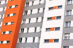 Il caseggiato a Poznan, Polonia Immagine Stock Libera da Diritti