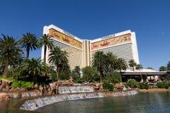 Il casinò di miraggio a Las Vegas Immagine Stock