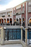 Il casinò veneziano dell'hotel di località di soggiorno a Las Vegas Fotografia Stock Libera da Diritti