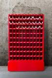 Il cassetto di wodden di Esiimsi Immagine Stock