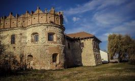 Il castello Fotografia Stock