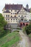 Il castello Immagini Stock