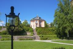 Il castello della pagoda di Pagodenburg in Rastatt Immagine Stock