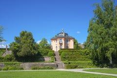 Il castello della pagoda di Pagodenburg in Rastatt Immagine Stock Libera da Diritti
