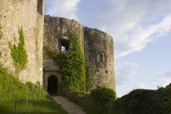 Il castello di Dorneck è un castello nel comune di Dornach Immagini Stock Libere da Diritti