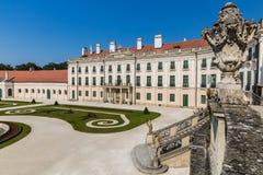 Il castello di Esterhazy Immagini Stock Libere da Diritti