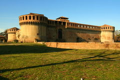 Il castello di Leonard Immagine Stock Libera da Diritti