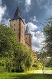 Il castello di Rochlitz Fotografia Stock Libera da Diritti