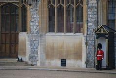 Il castello di Widsor nel Regno Unito Fotografia Stock Libera da Diritti